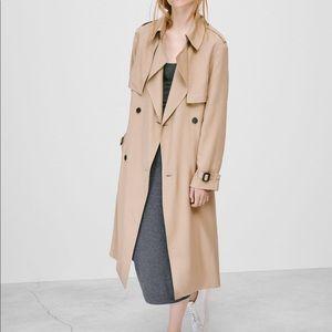 Babaton Nicky Trench Coat